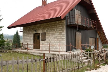 Large comfortable house in Zabljak with 4 bedrooms - Casa