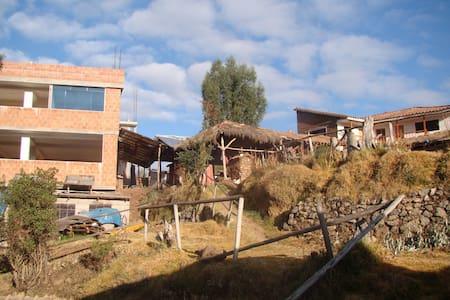 Chinchero Homestay, Inca Textiles Chinchero - Lakás