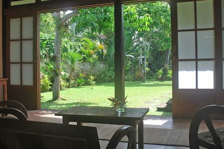 Rumah Niang - peace in central Ubud