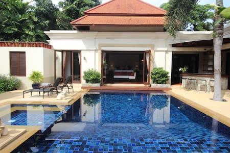 Wonderful 4bed Villa in Laguna area