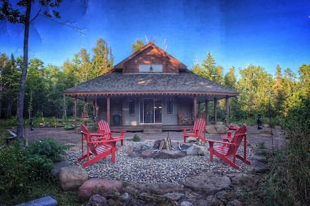 Serenity Lodge- Northwood's Retreat - House