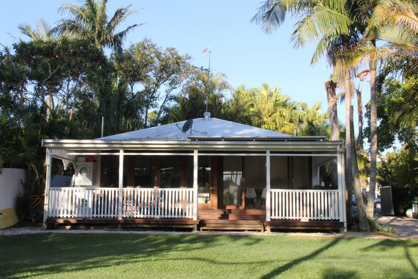 Classic Byron Bay house to enjoy your holiday in.