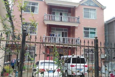 徽杭古道第一村浙川村民宿(可停车) - House