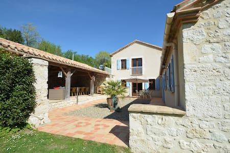 Comfortable B&B in French Tuscany - Saint-Amans-de-Pellagal - Bed & Breakfast