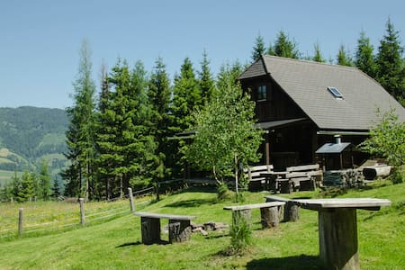 Hansbauer Hütte - Bungalo