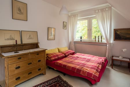 3 Privatzimmer in Blankenese - Hambourg - Bed & Breakfast
