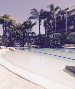 Perfect holiday resort accom!! - Fortitude Valley - Departamento