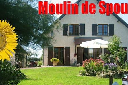 Moulin de Spouse - Dům
