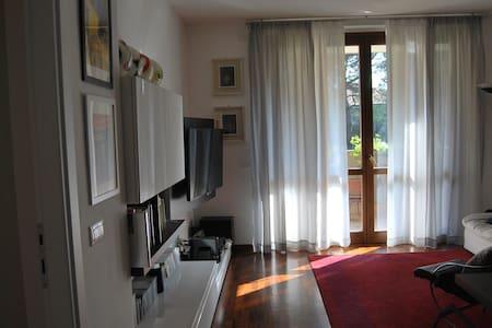 Caloroso Trilocale Moderno - Wohnung