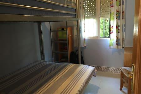 Bunk Room Riverside Finca retreat - Villalonga