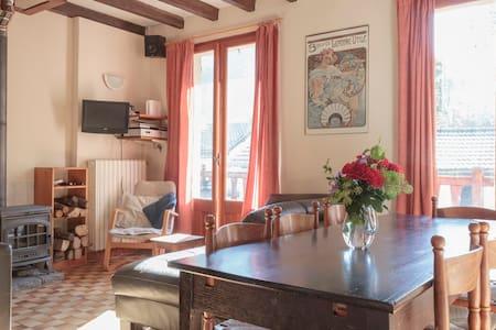 Base Calames- 2 rooms (3/4+ pers) - Bédeilhac-et-Aynat - Bed & Breakfast