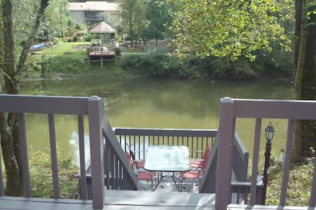 Convenient River Front Home - Ellijay - House