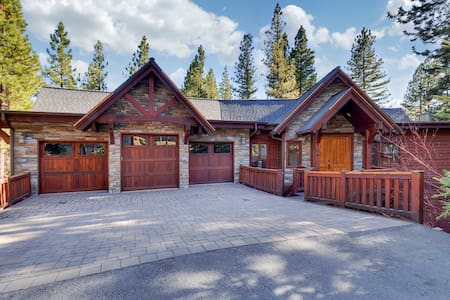 North Tahoe Vacation Estate: 113537 - South Lake Tahoe