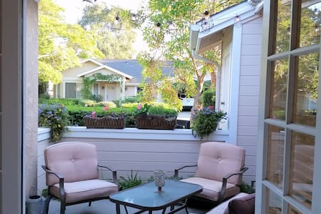 Private retreat near beach! - Goleta - Haus