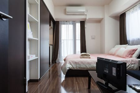 The Central SHIBUYA 7mins+pct wifi - Apartment