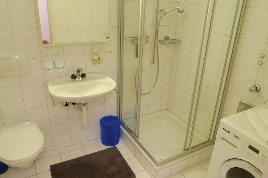 with its dedicated and private bathroom