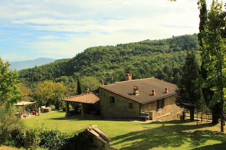 Country house Tuscany near Florence - Villa