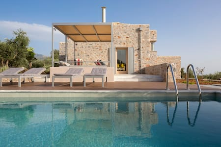 The Architect's Villa - Messinia