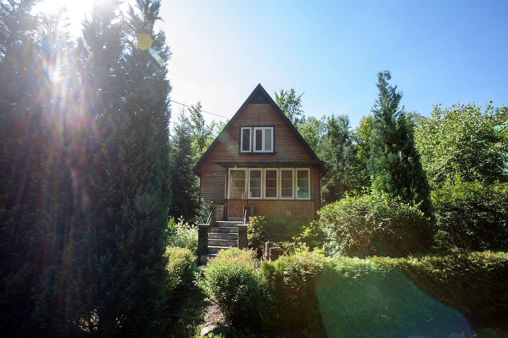 Cottage of adventure in Beskydy