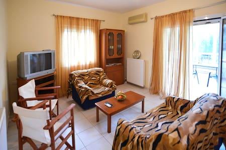 Dimitra Apts Home Χ3 Guest - Apartment