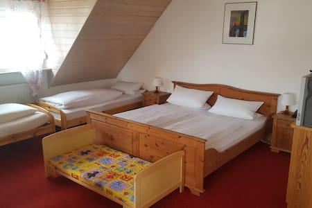 Gästehaus Langhammer Zimmer 8 - Bubenreuth