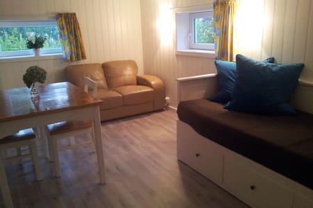 Small apartement,1 pers,Skjernøya. - Mandal