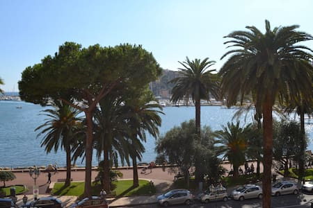 Rapallo, downtown with a lovely seaview - Apartment