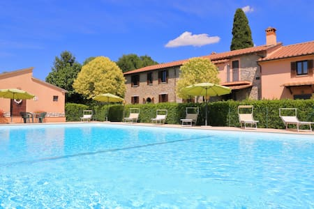 Ulivo - Residenze San Martino - Passignano sul Trasimeno - Leilighet