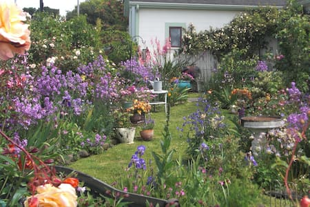 Rose Garden Cottage - Arcata - Annat