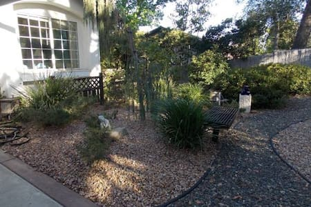 Peaceful Healing Sanctuary - Fallbrook - Hus