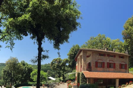 A great central location to explore Tuscany - Casa