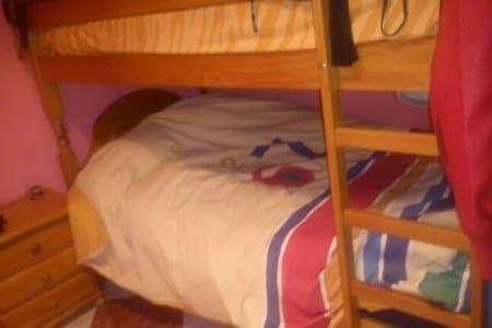 Habitación compartida a 20 minutos - Dorm