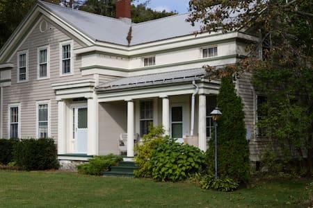Beautiful house near falls-Rm 2 - Trumansburg