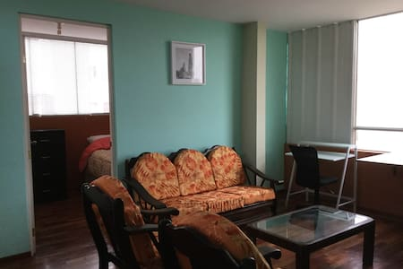 New Comfy Apt/ with terrace - Lima - Apartment