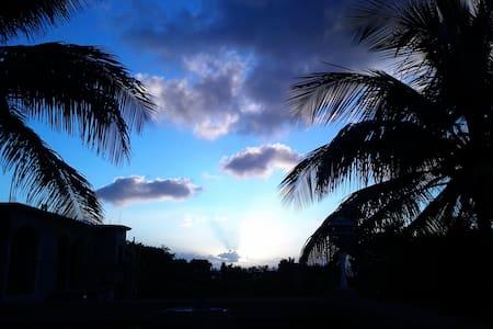 Nice Diggs Montserrat, Caribbean - Villa