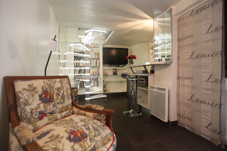 Amazing Duplex Cannes Riviera ! ;-)