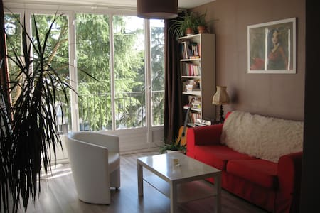 Joli appartement, entrée de Nantes - Appartement