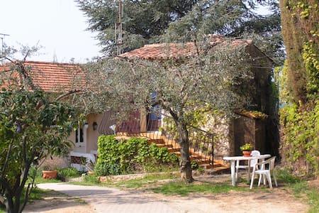 Petite maisonnette indépendante avec Piscine - Niza - Villa
