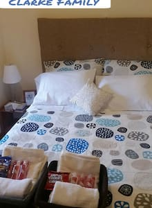 Warm Bedroom 4 holidays in NYC