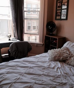 Room in Nob Hill/China Town