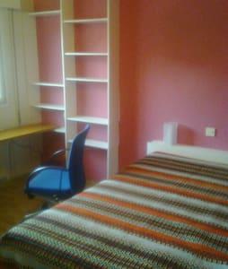 Quiet room in Madrid