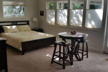 Private and Cozy San Rafael Studio