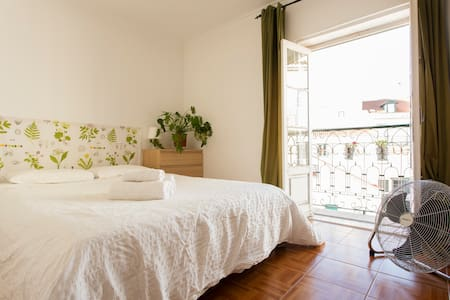 Heart of Alfama Bedroom - Lisboa - Apartment