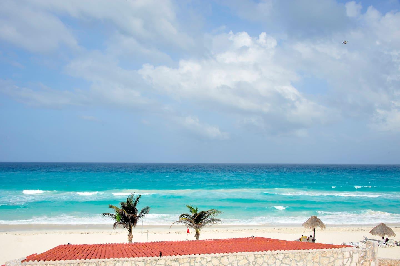 Hermosoooo  Mar y arenas blancas para disfrutar
