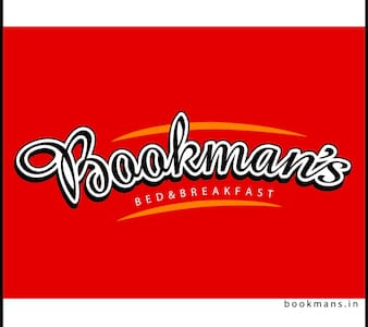 Bookman's BnB / has bookshop & café - Bed & Breakfast