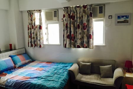Convenient Studio in Quarry Bay - Quarry Bay  - Wohnung