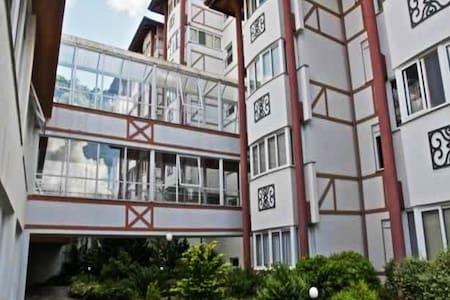 Apartamento centro gramado village