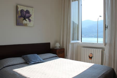 Lovely lakefront house Lecco - Townhouse