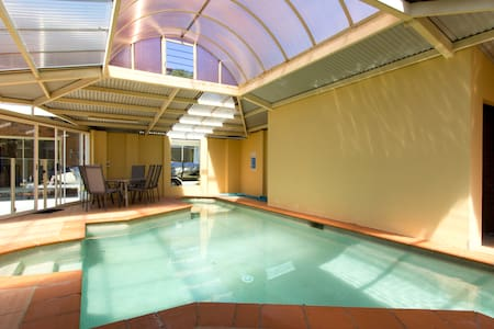 Relax! Mt apt, with indoor pool! - Apartment