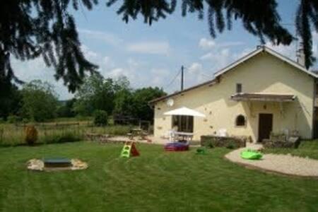 Jong gezin vakantiehuis Frankrijk - Colombier-en-Brionnais - Huis